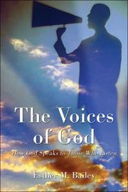 Cover of: The Voices of God