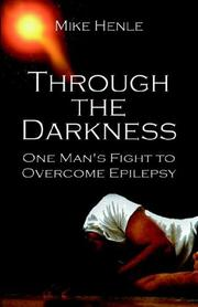 Cover of: Through the Darkness | Michael Henle