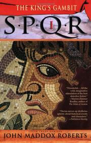 Cover of: The King's Gambit (SPQR I)