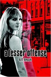 Cover of: A Lesser Offense
