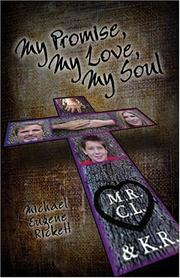 Cover of: My Promise, My Love, My Soul
