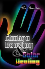 Cover of: Chakra Reading & Color Healing