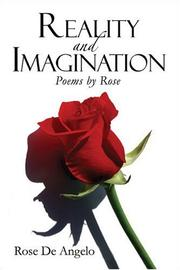 Cover of: Reality and Imagination | Rose De Angelo