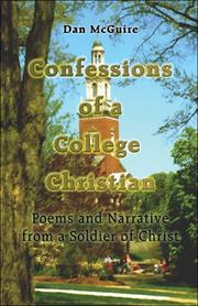 Cover of: Confessions of a College Christian | Dan McGuire
