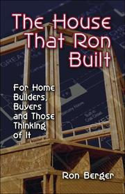 Cover of: The House That Ron Built