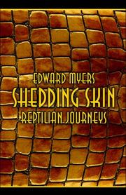 Cover of: Shedding Skin | Edward Myers