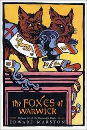 Cover of: The foxes of Warwick