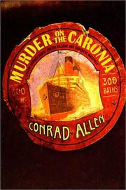 Cover of: Murder on the Caronia