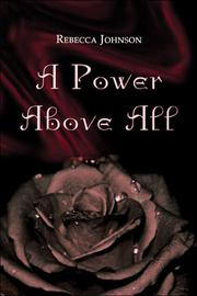Cover of: A Power Above All