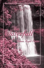Cover of: The Waterfall | Donna Hight Senter