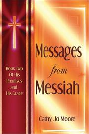 Cover of: Messages from Messiah | Cathy Jo Moore