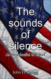 Cover of: The Sounds of Silence | John H. Zaugg