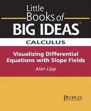 Cover of: Little Books of Big Ideas Calculus | Alan Lipp