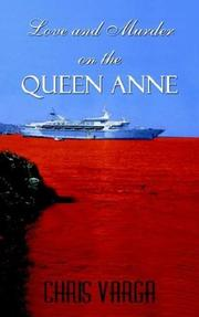 Cover of: Love and Murder on the Queen Anne
