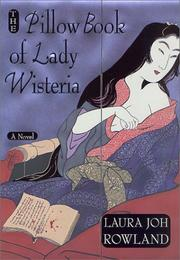 Cover of: The pillow book of Lady Wisteria