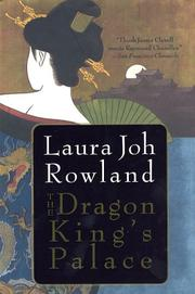 Cover of: The Dragon King's Palace: A Novel (Sano Ichiro Novels)