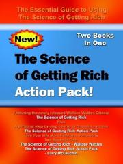 The Science of Getting Rich Action Pack! by Wallace Wattles, Larry McLauchlin