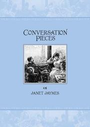 Cover of: CONVERSATION PIECES