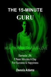 Cover of: The 15-Minute Guru