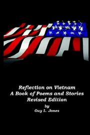 Cover of: Reflection On Vietnam | Guy L. Jones