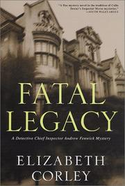 Cover of: Fatal legacy