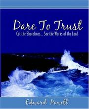Dare to Trust by Edward Powell
