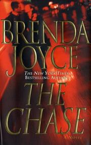 Cover of: The chase: A Novel