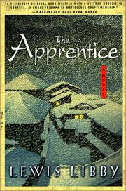 The apprentice by Lewis Libby