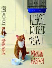 Cover of: Please do feed the cat | Jean Little