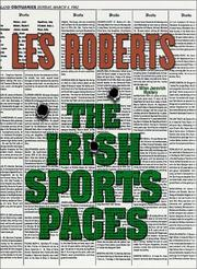 Cover of: The Irish sports pages