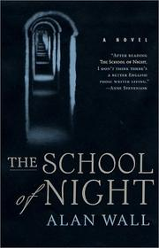 Cover of: The School of Night: a novel