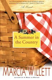 Cover of: A summer in the country