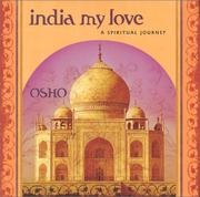 Cover of: India my love: fragments of a golden past