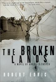 Cover of: The broken lands: a novel of Arctic disaster