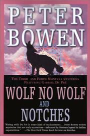 Cover of: Wolf, no wolf