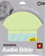 Cover of: Holy Sanctuary Bible on CD | Todd Busteed