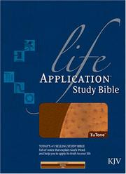 Life Application Study Bible by Tyndale