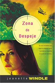 Cover of: Zona De Despeje