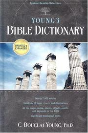 Cover of: Young's Bible Dictionary (Tyndale Desktop Reference)