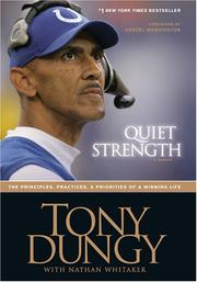 Cover of: Quiet Strength | Tony Dungy