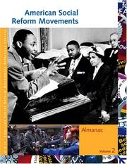 Cover of: American Social Reform Movements | Judy Galens