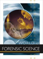 Cover of: World Of Forensic Science |