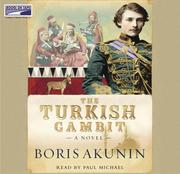 Cover of: The Turkish Gambit (Erast Fandorin Mysteries (Audio))