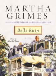 Cover of: Belle Ruin (Emma Graham Mysteries (Audio))