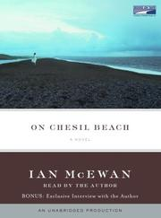 Cover of: On Chesil Beach |