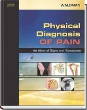 Cover of: Physical Diagnosis of Pain | Steven Waldman