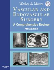 Cover of: Vascular and Endovascular Surgery | Wesley Moore