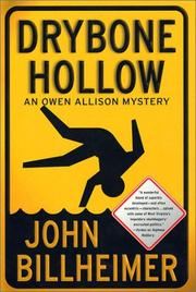 Cover of: Drybone Hollow