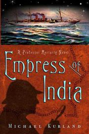 Cover of: The Empress of India (Professor Moriarty #4)