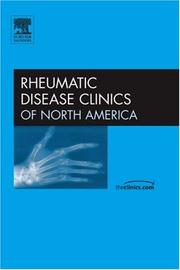 Cover of: Antiphospholipd Syndrome, An Issue of Rheumatic Disease Clinics